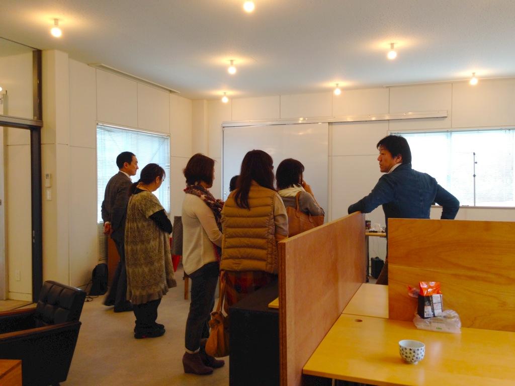 神山サテライトオフィス視察ツアー